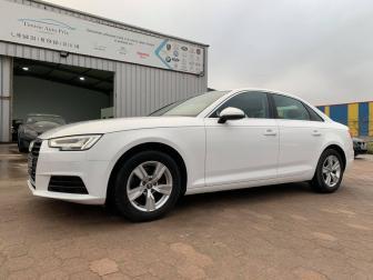 2018 Audi A4 BVA