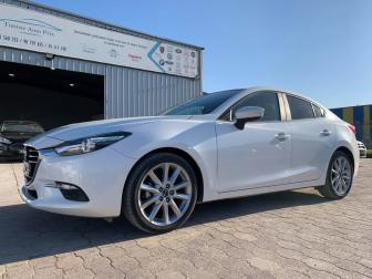 2019 Mazda 3 Skyactiv High Grade toit ouvrant