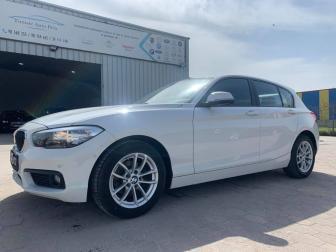 2016 BMW 116i F20 BVM