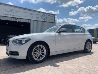2012 BMW 116i F20 Toit ouvrant