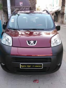 Peugeot Bipper tepee vente ou échange 5 places essence 5 cv