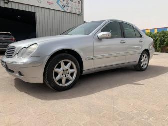 2001 Mercedes C200 Kompressor BVA