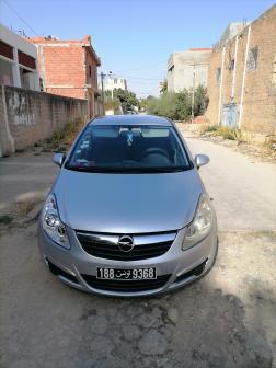Opel Corsa D année 2011 importée de l'Italie