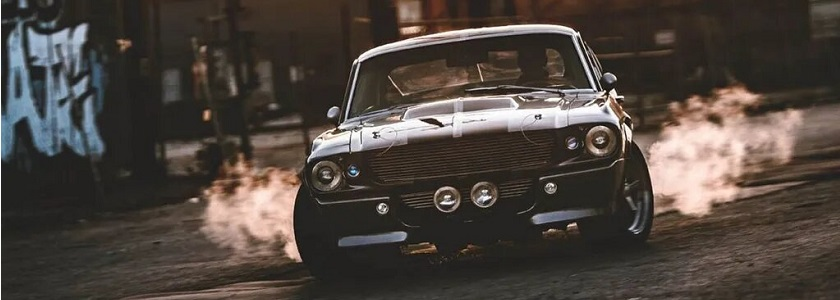 Une Ford Mustang (1967) Du Film