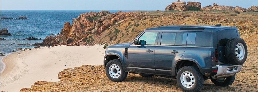 Alpha International Annonce L'arrivée Du Tout Nouveau Land Rover Defender En Tunisie