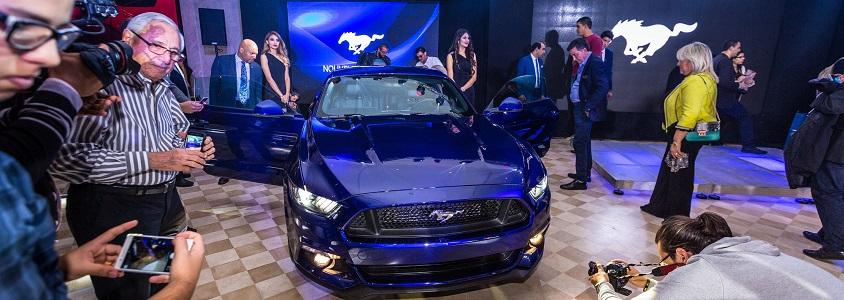 Après plus de 50 ans d'histoire, la nouvelle Ford Mustang débarque en Tunisie