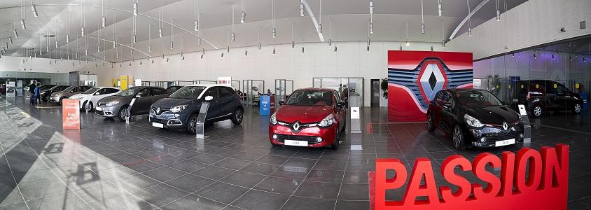 Renault leader sur le marché de l'automobile en Tunisie, pour les véhicules particuliers(VP)