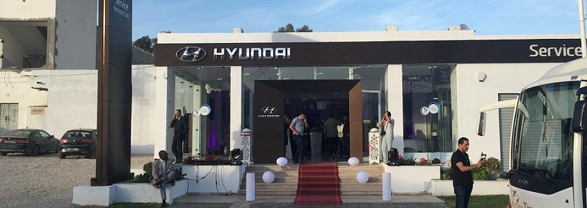 Inauguration officielle de la première agence Hyundai à Sousse