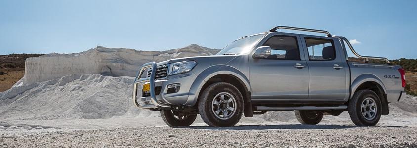 PEUGEOT réinvestit le marché des pick-up :