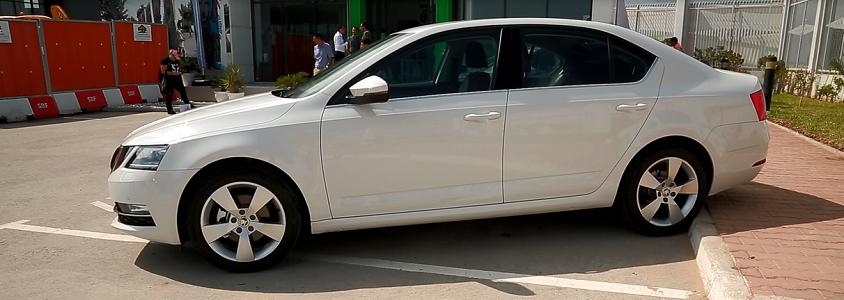 La nouvelle Skoda Octavia L'accomplissement avec clarté et précision !