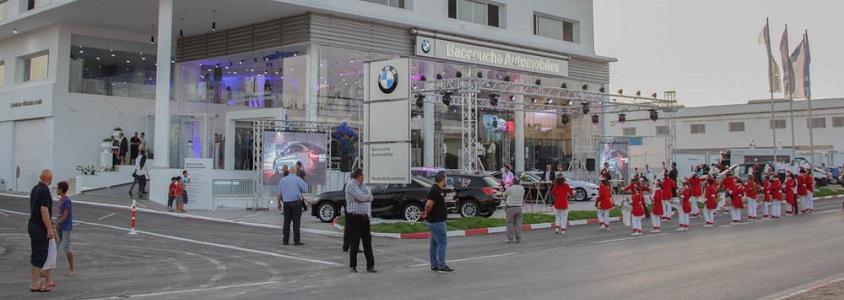 BACCOUCHE AUTOMOBILES OUVRE UNE NOUVELLE AGENCE AGRÉÉE BEN JEMAÂ MOTORS À SOUSSE
