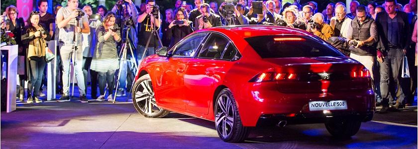 Stafim Peugeot Présente La Nouvelle Peugeot 508