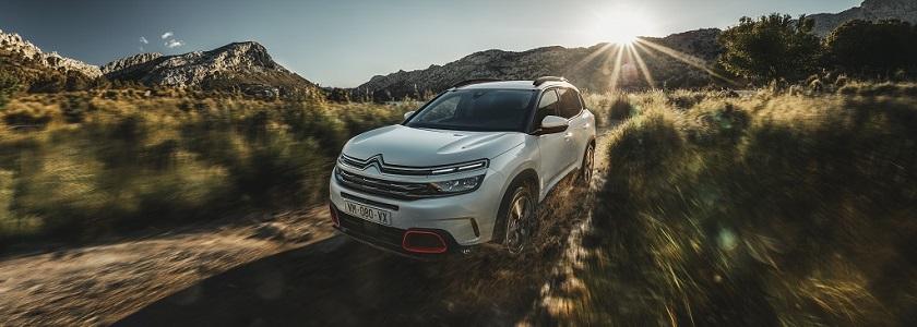Nouveau SUV Citroën C5 Aircross : Le SUV En Classe Confort Arrive En Tunisie