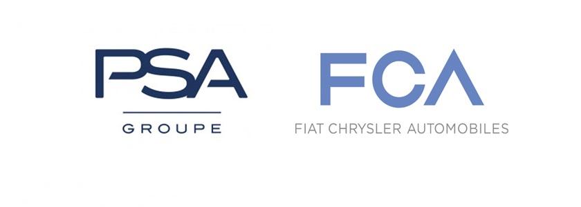 Groupe PSA Et FCA S'accordent Pour Fusionner