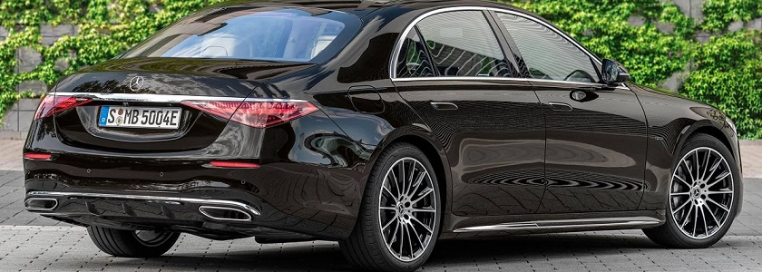 Mercedes Lève Le Voile Sur Sa Nouvelle Classe S